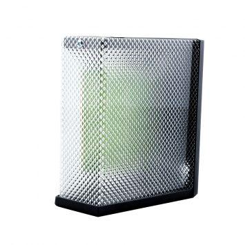 Semaforo para garage a led basico 220vca 12v con sonido 4 cables p/barrera infrarroja