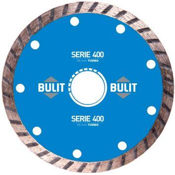 Disco diamantado serie 400 turbo 115mm bulit