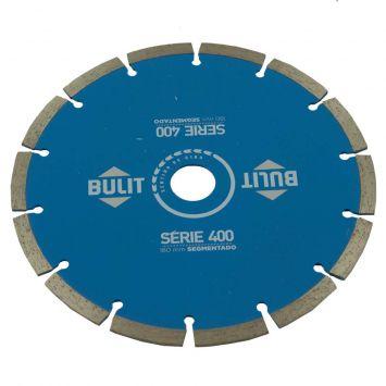 Disco diamantado serie 400 segmentado 180mm bulit