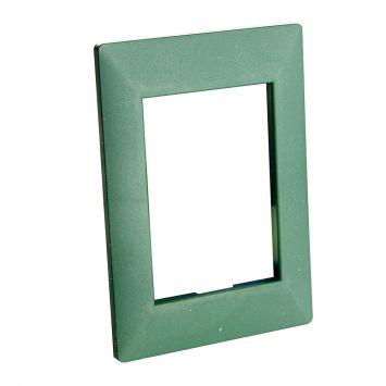 Tapa p/4 modulos linea siglo xxii  color verde