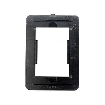 Bastidor soporte mignon p/cajas 5x5 para tapas linea bauhaus