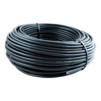 Cable coaxial rg59 75 ohms bishield aluminio 50% negro
