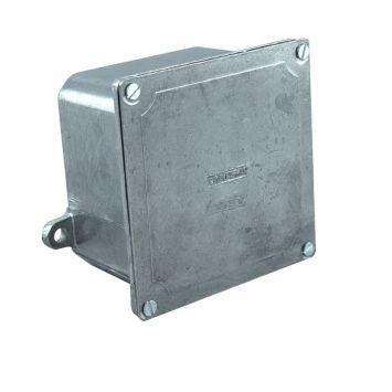 Caja de paso exterior 15 x 15mm ciega