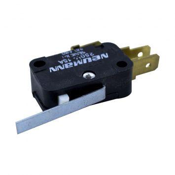 Microcontacto interruptor accionamiento rapido palanca corta x-1 plr