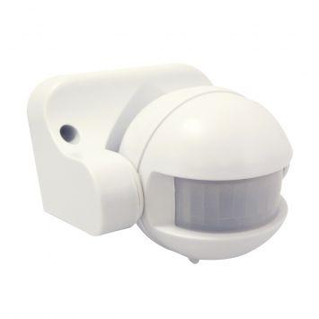 SENSOR MOVIMIENTO EXTERIOR 180º IP44 220V P/LED H/300W P/INC. H/1200W BLANCO LEDVANCE