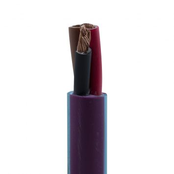 Cable subterraneo sintenax valio tripolar 3 x 4mm violeta