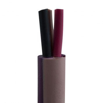 Cable subterraneo sintenax valio tripolar 3 x 6mm violeta