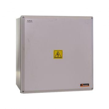 Caja paso derivacion plastica estanca ip65 295x295x150mm blanca