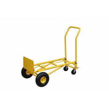 Carro zorra carreta acero dos posiciones - 200 kg*