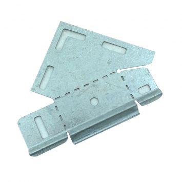 Derivacion universal p/bandejas perforadas ala 50 ch 0.7  smarttray