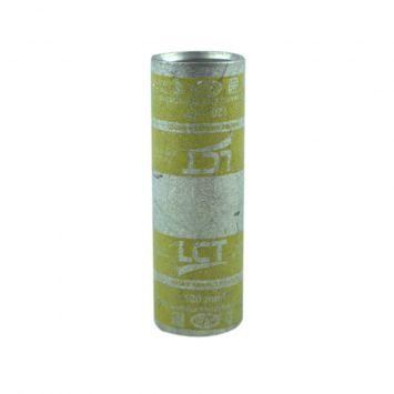 Union cobre estañado p/cable 120 mm simple identacion x unidad