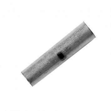 Union cobre estañado p/cable 4 mm simple identacion