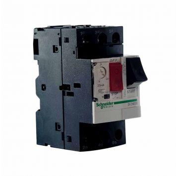 Guardamotor magnetotermico gv2me 3polos 1.6 - 2.5a 100ka