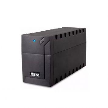 UPS INTERACTIVA NEO 850 C/PUERTO USB + SOFT DE MONITOREO + 4 TOMAS (3+1) + BATERÍA INTERNA / PCs TV LED / AUDIO