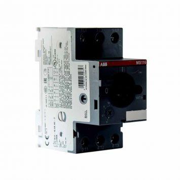 Guardamotor ms116 3polos  10-16a 16ka