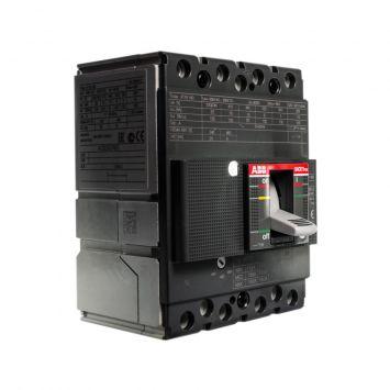 INTERRUPTOR AUTOMATICO COMPACTO TETRAPOLAR XT1B 160A 18KA C/REGULACION TMD 112-160A