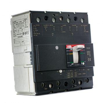 INTERRUPTOR AUTOMATICO COMPACTO TETRAPOLAR XT1B 250A 36KA C/REGULACION TMD 140-200A