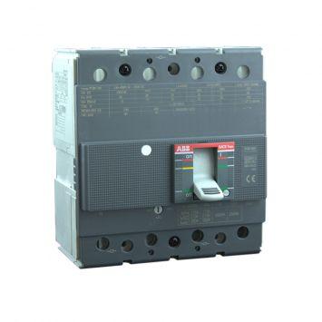 INTERRUPTOR AUTOMATICO COMPACTO TETRAPOLAR XT1B 250A 36KA C/REGULACION TMD 175-250A