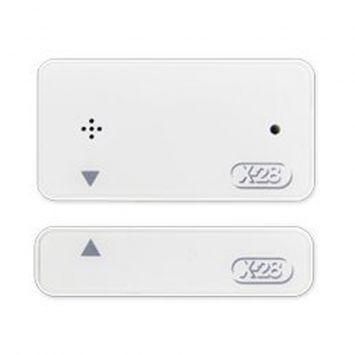 Detector sensor magnetico inalambrico p/ puertas o ventanas smagb w