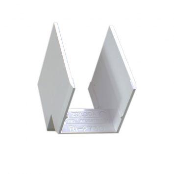 Accesorio p/cablecanal 27x30mm curva interna ri-2730-bl blanco