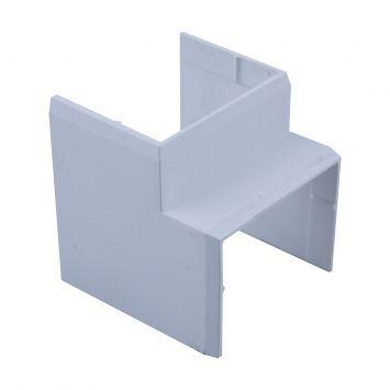 Accesorio p/cablecanal 40x30mm curva interna ri-4030-bl blanco