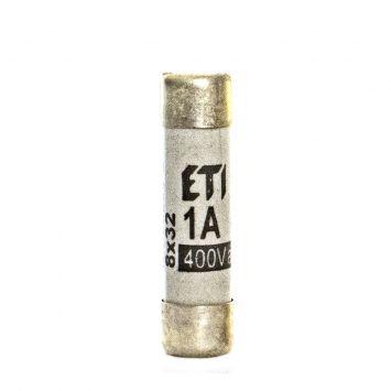Fusible cilindrico  de proteccion 31 x 8mm  1a  400v 50ka