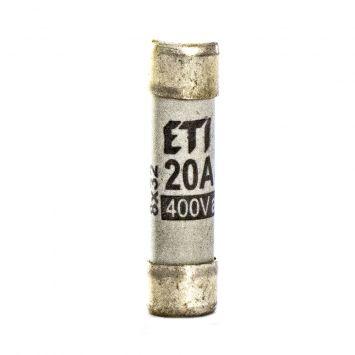 Fusible cilindrico  de proteccion 31 x 8mm  20a  400v 50ka