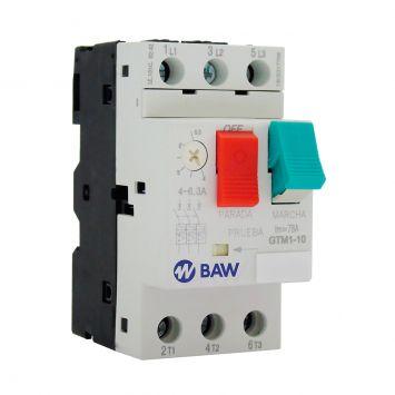 Guardamotor termomagnético 11 kw regulación 20-25a