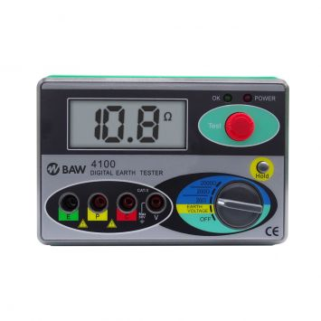 Telurimetro medidor puesta tierra h/2000ω